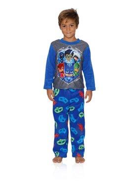 4562134fb0 Product Image Entertainment One Boys PJ Masks Pajamas - 2-Piece Long Sleeve  Pajama Set, Blue