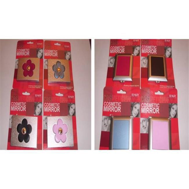Bulk Buys Compact Mirror - Case of 72