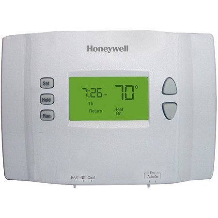 Honeywell 7 day programmable thermostat for Th 450 termostato
