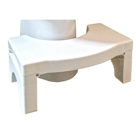 Astounding Squat N Drop Folding Bathroom Assistance Toilet Potty Stool Step 7 Compact Space Saving Footstool Great For Travel Fits All Toilets Folds For Beatyapartments Chair Design Images Beatyapartmentscom