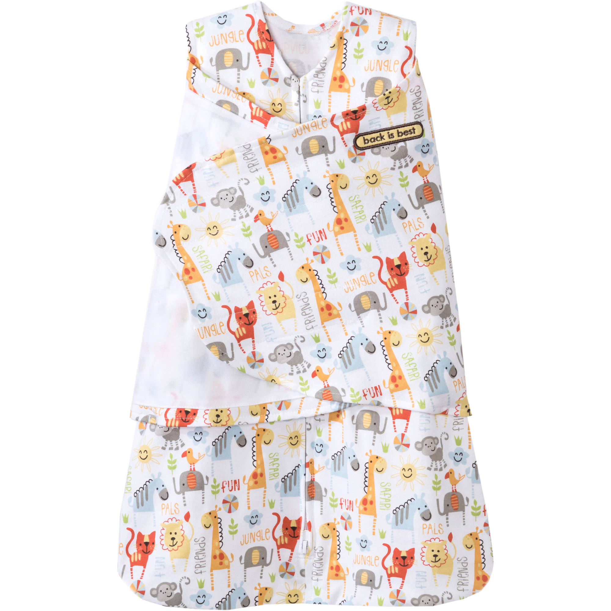 HALO SleepSack 100 Percent Cotton Swaddle