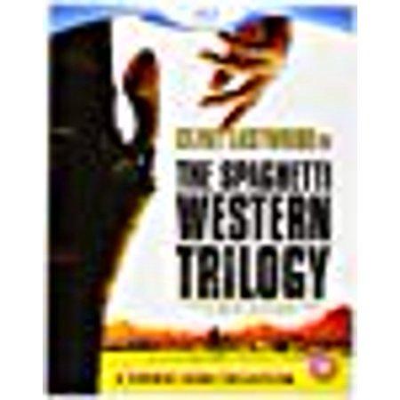 The Man With No Name - Spaghetti Western Trilogy [Blu-ray] - Halloween Spaghetti Names
