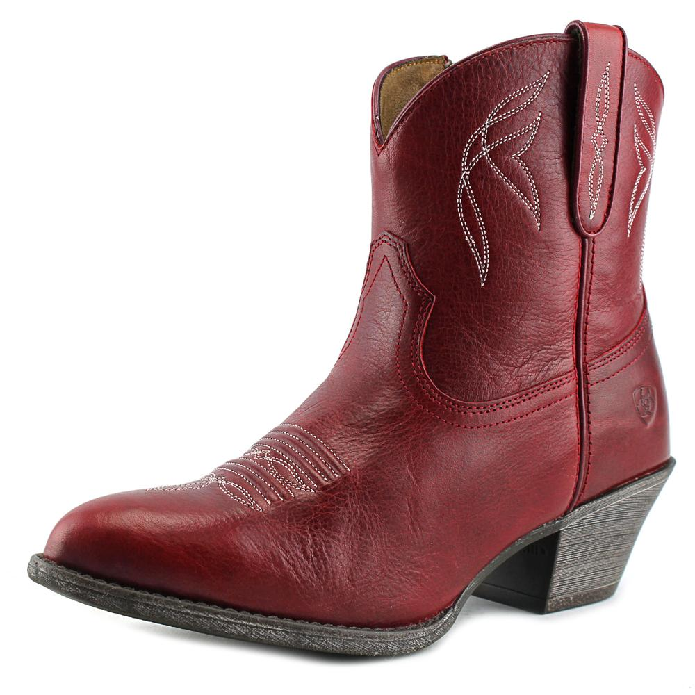 "Ariat 10017324 Darlin 7"" Pull On Cowboy Boot by Ariat"