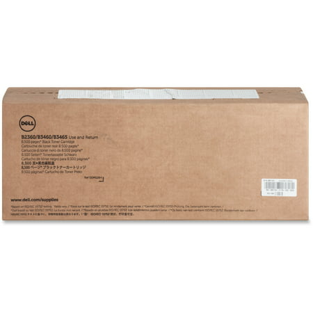 Dell, DLLM11XH, B2360/B3460 Toner Cartridge, 1 / (Jet Dell Toner)