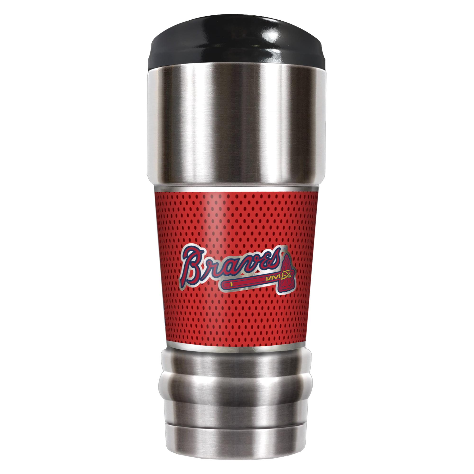 Atlanta Braves 2018 Players' Weekend 18oz. Vacuum-Insulated Travel Mug - No Size
