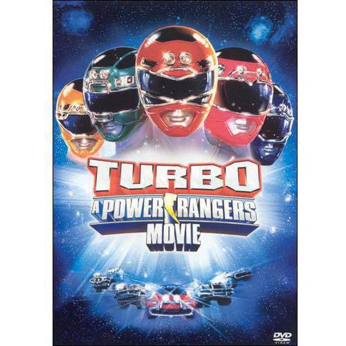 Turbo: A Power Rangers Movie (Widescreen)