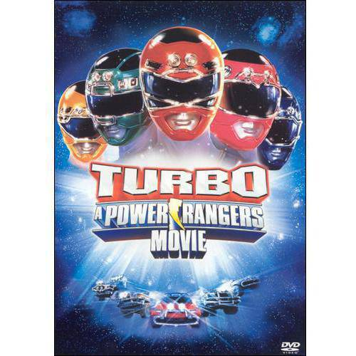 Turbo: A Power Rangers Movie (Widescreen)