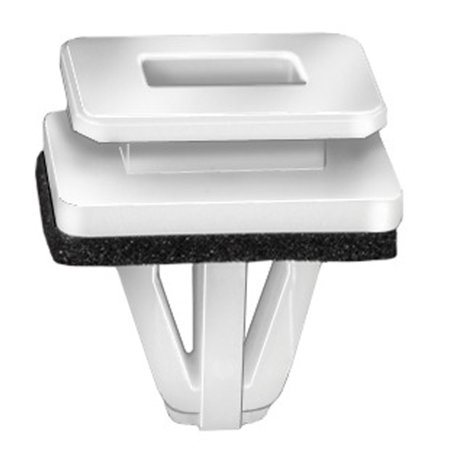 Clipsandfasteners Inc 25  Rocker Panel and Fender Moulding Clips Compatible with Honda and Acura 91504-SP1-003