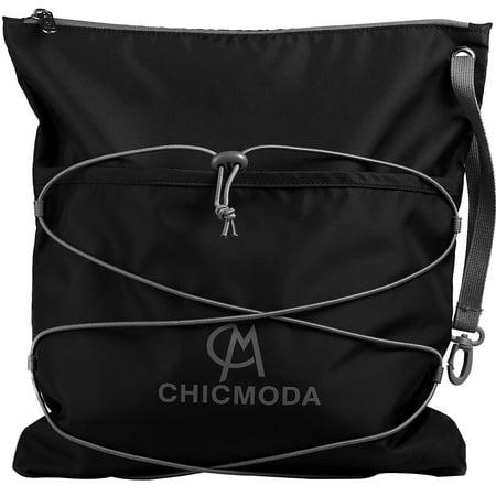 CHICMODA Portable Waterproof Travel Sports Shoe Bag Storage Organizer Bag Cloth Accessories Pouch For Men Women