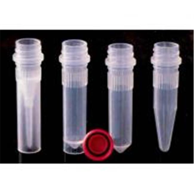 Bio Plas 4216 Screw Cap For Bio Plas Screw Cap Microcentriufge Tubes - 1000 pk - Blue