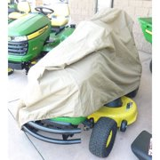"""Covered Living Riding Lawn Mower / Tractor Cover - 74""""Lx44""""Wx38""""H"""