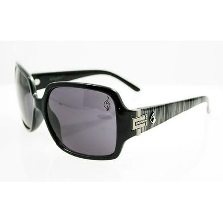 Black Frame Glasses For Babies : Tworoger Assoc Ltd Baby Phat Sunglasses - Walmart.com