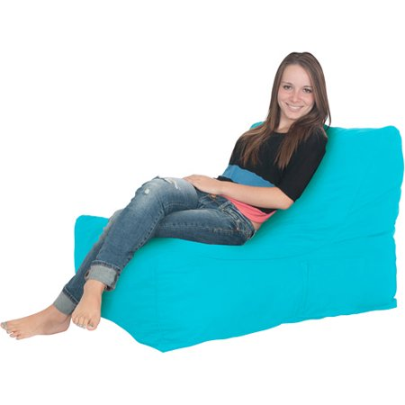 Lounger Foam Bean Bag Chair Multiple Colors