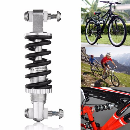 Mountain Bike Shock Spring Absorber MTB Bicycle Rear Suspension 450LBS/in 125mm