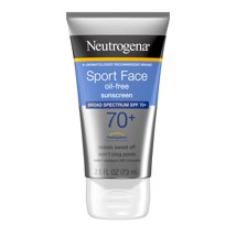 Sunscreen & Tanning: Neutrogena Sport Face