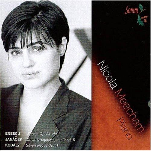 Music By Enescu Janacek & Kodaly