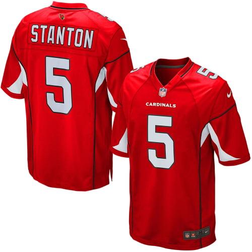 Drew Stanton Arizona Cardinals Nike Game Jersey - Cardinal