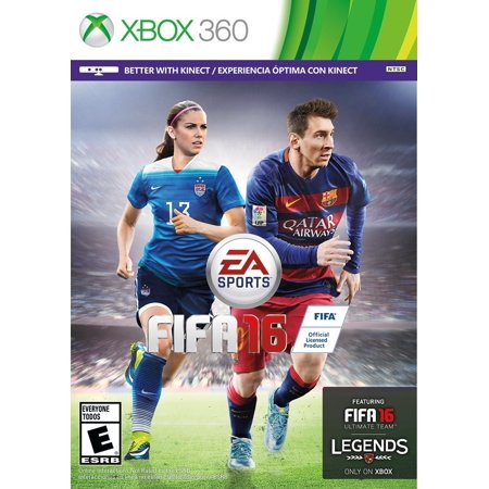 FIFA 16, Electronic Arts, Xbox 360, 014633734560 (Fifa Games For Xbox 360 Used)