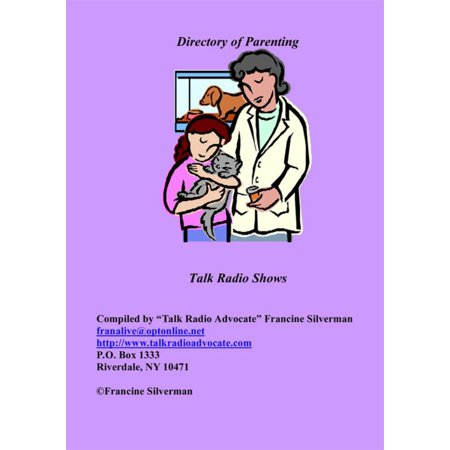 Directory of Parenting Talk Radio Shows - eBook