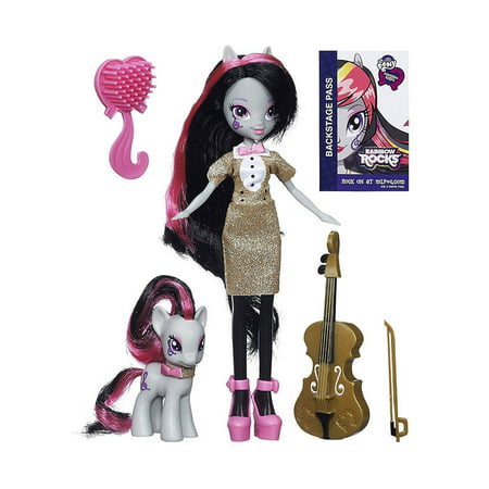 Toy Playset My Little Pony Equestria Girls Melody Doll and - My Little Pony Girls