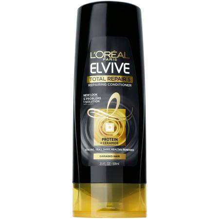 L'Oreal Paris Hair Expert Total Repair 5 Restoring Conditioner, 20 Fl
