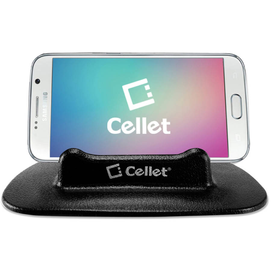 Cellet Universal Silicone Dashboard Anti-Slip Mount Holder for GPS and Cellphone