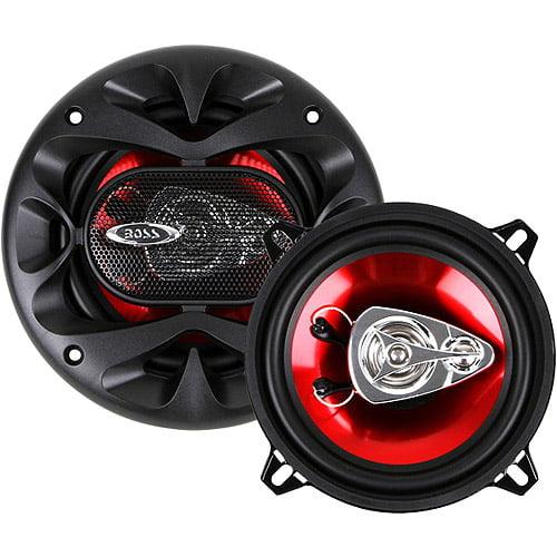 """Boss Audio CH5530 CHAOS Series 5-1/4"""" 3-Way, Full Range Car Speakers (Pair of Speakers)"""