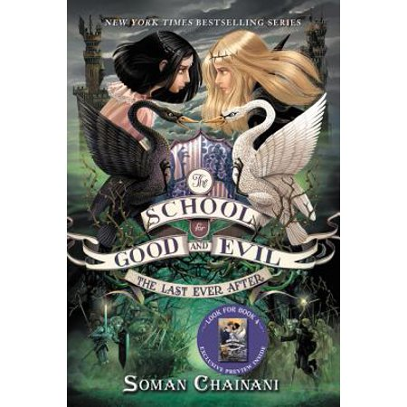 The School for Good and Evil #3: The Last Ever After - eBook - Good Halloween Ideas Last Minute