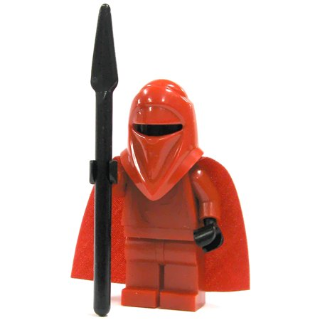 Lenox Royal Scroll - LEGO Star Wars Imperial Royal Guard Minifigure