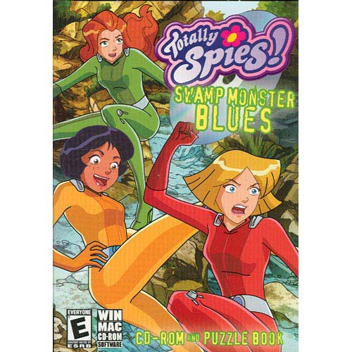 Totally Spies: Swamp Monster Blues WIN /  MAC (PC)