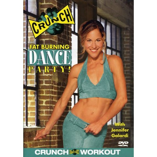 Crunch: Fat Burning Dance Party (Full Frame)