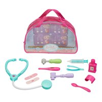 My Sweet Love Doctor Play Set for Baby Dolls, 16 Pieces