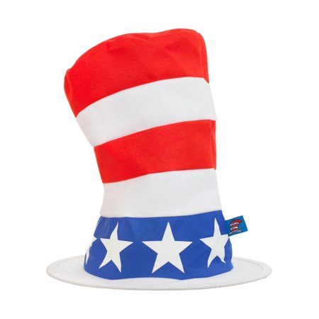 Presidential Cat in the Hat Dr. Seuss Hat Accessory - Cat In The Hat Accessories