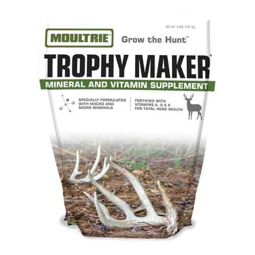 Moultrie Trophy Maker, Mineral and Vitamin Supplement