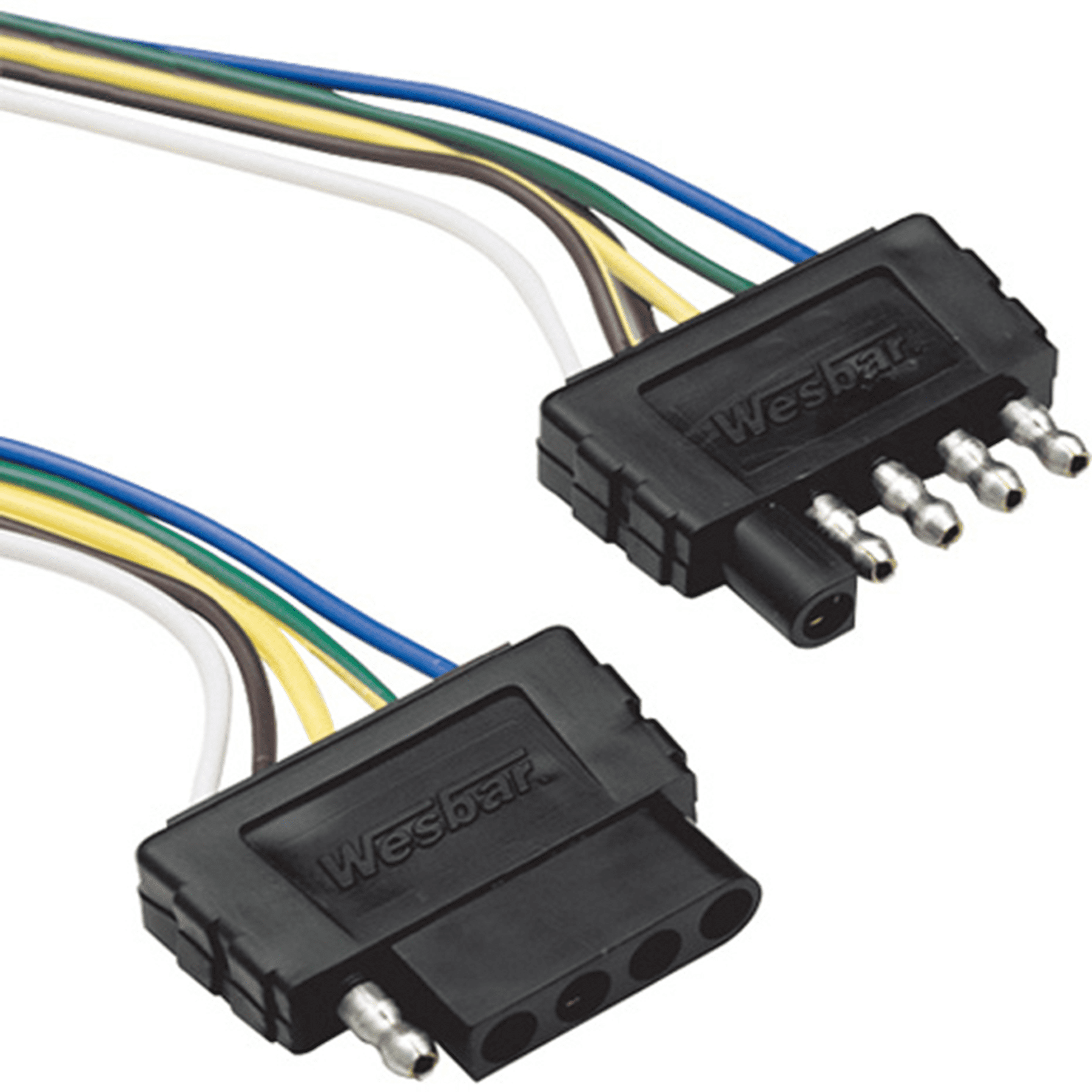 tow ready 5 way flat 72 car end wiring harness. Black Bedroom Furniture Sets. Home Design Ideas