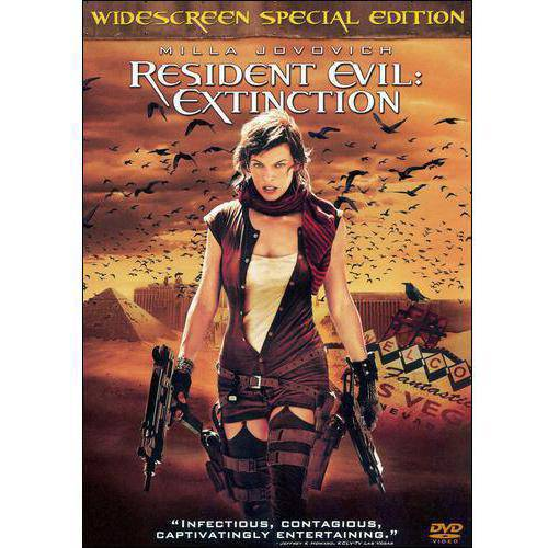 Resident Evil: Extinction (Special Edition) (Widescreen)