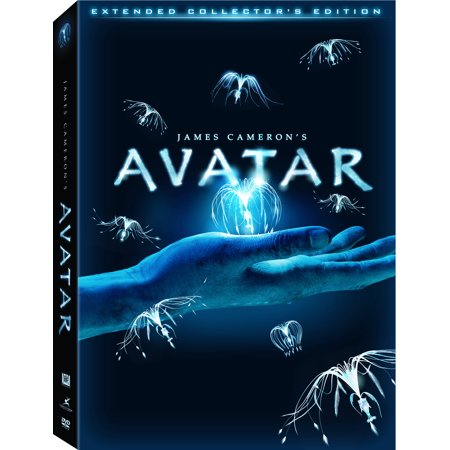 Avatar  Extended Collectors Edition   Dvd