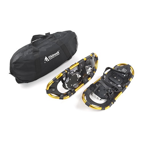 Chinook Trekker Series Snowshoes, Young 19