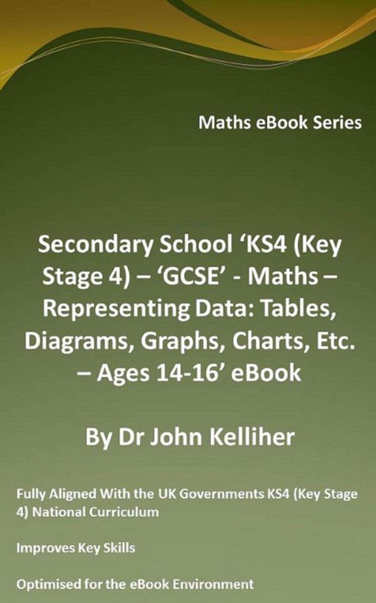 Secondary School  U2018ks4  Key Stage 4   U2013 Maths  U2013 Representing Data  Tables  Diagrams  Graphs