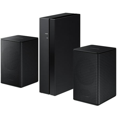 SAMSUNG 2.0 Channel Wireless Rear Speaker Kit -