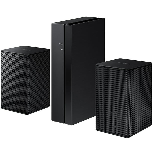 Samsung 2 0 Channel Wireless Rear Speaker Kit Swa 8500s Za Walmart Com Walmart Com