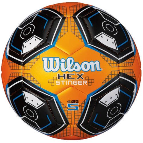 Wilson Hex Sting Soccer Ball Size 5 Walmart