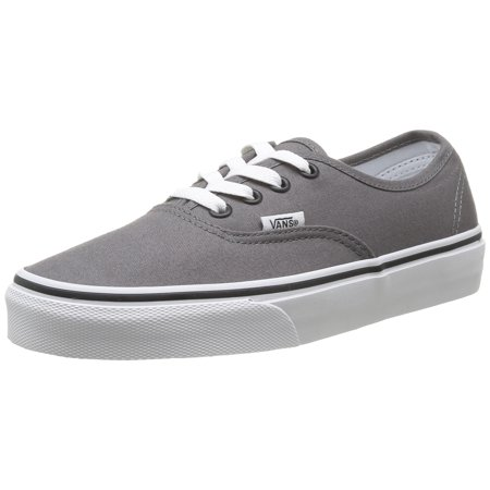 e6ef2eb2fe0 VANS - Vans VN-0JRAPBQ   Mens Authentic Core Classic Pewter Black Sneakers  (Pewter Black