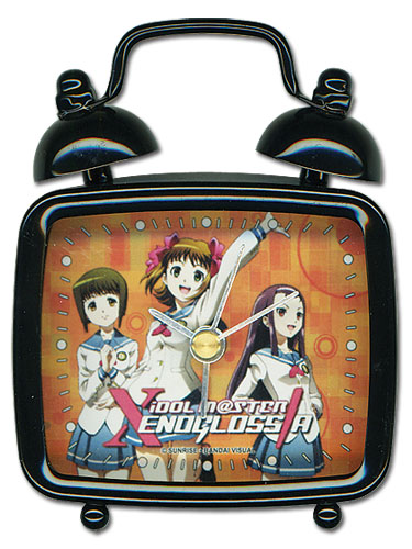 Desk Clock Mini IdolmasterXenoglossia New Girls Anime Toys Licensed ge19048 by GE Animation