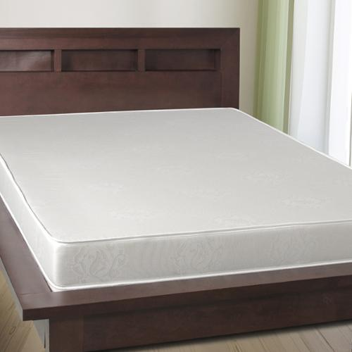 Select Luxury  6-inch Twin-size Airflow Double-sided Foam Mattress