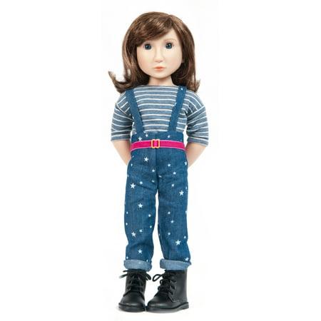 A Girl for All Time - Maya, Your Modern Girl 16 inch doll (Modern Girl)