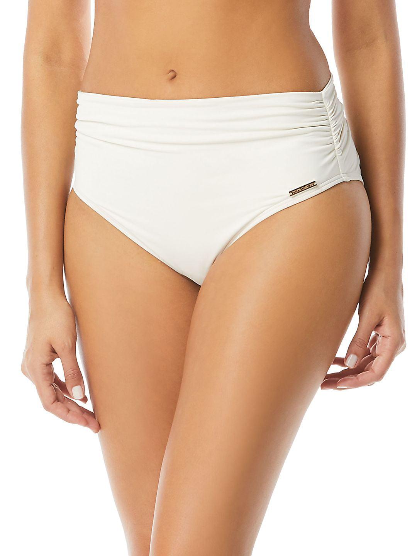 Convertible High-Waist Bikini Bottom