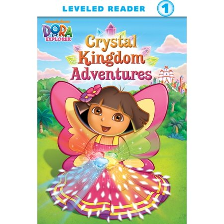 - Crystal Kingdom Adventures (Dora the Explorer) - eBook