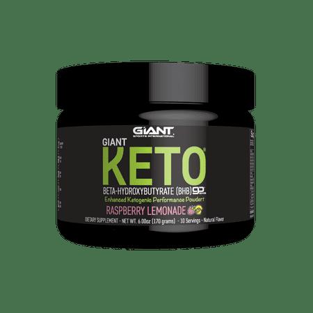 Giant Keto-Exogenous Ketones Supplement - Beta