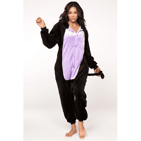 C1806 CAT Adult Onesie - Adult Cat Onesie